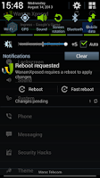 Screenshot of Wanam Xposed