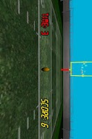 Screenshot of Flick Football Kick 3D ~ FREE