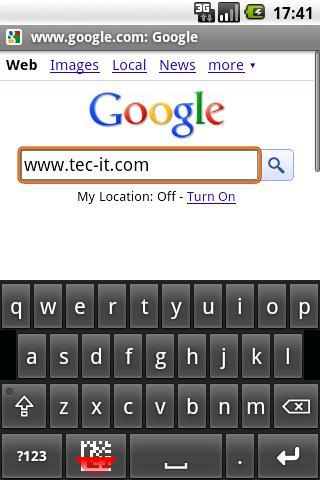 键盘条码扫描器 免费