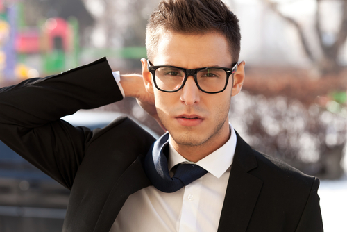 mens eyewear  Eyewear for men: go bold or go home