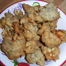 French Fried Cauliflower