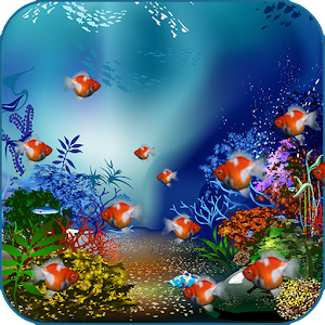 Aquarium fish live wallpaper android apps on google play for Online fish store