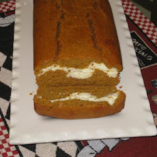 Layered Pumpkin Loaf