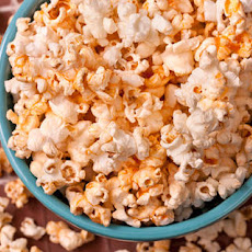 Spicy Cinnamon-Sugar Popcorn