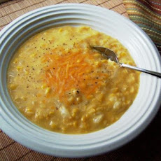 Corn Cheese Soup