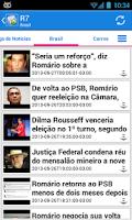 Screenshot of Brasil Notícias