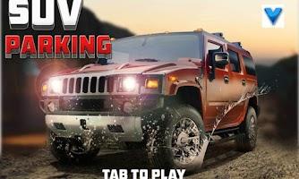 Screenshot of Suv Car Parking Simulator Game