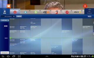 Screenshot of Online TV