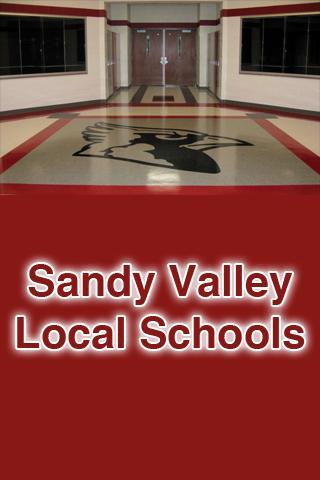 Sandy Valley Local Schools