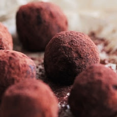 Raw Truffles with a Twist