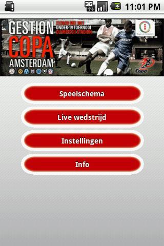 Copa Amsterdam