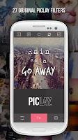 Screenshot of Piclay - Photo Editor