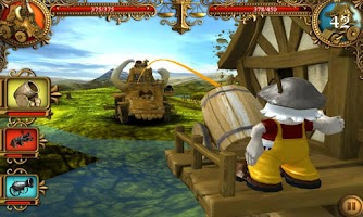 Screenshot of Bang: Battle of Manowars