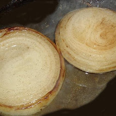 Braised Onion Slices