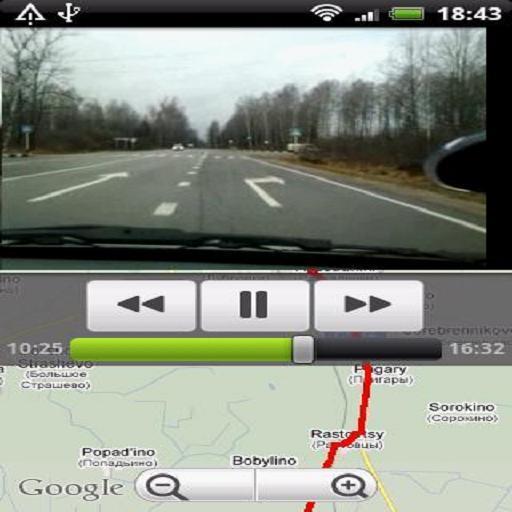 VideoRoad PRO(汽車記錄儀) 交通運輸 App LOGO-APP試玩