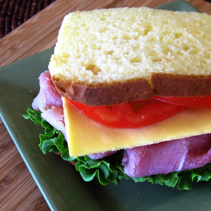 Sandwich Bread (Gluten-Free Recipe) Recipe | Yummly