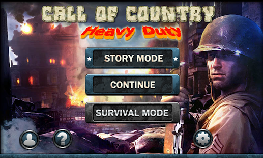 Game Call Of Country