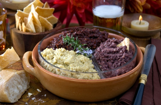 green olive dip artichoke and green olive tapenade with asiago recipes ...