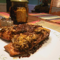One-Pan Balsamic Salmon