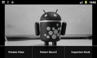Screenshot of Demo Reconocimiento Patrones