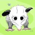 Opossum in Love icon