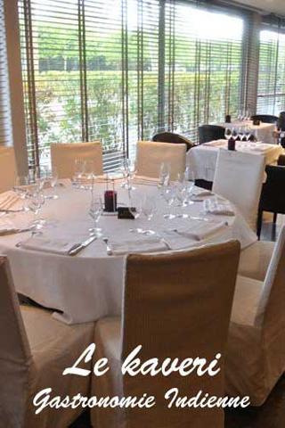 Restaurant Le Kaveri