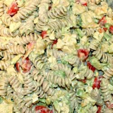 BBQ Chicken Pasta Salad