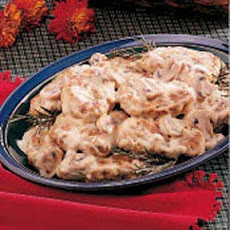 Creamy Pork Tenderloin