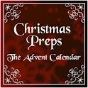 Christmas Preps - Calendar