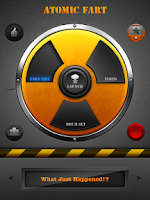 Screenshot of Atomic Fart FREE