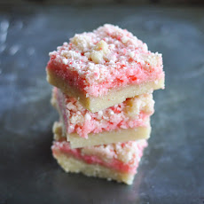 Peppermint Cream Squares