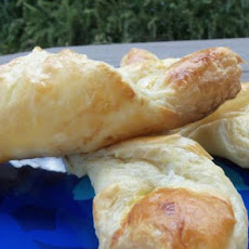 Easiest Cheese Danish