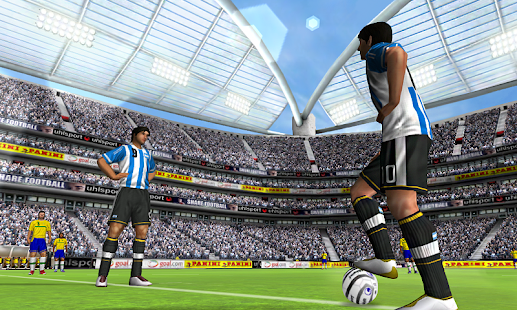 Screenshots  Real Football 2012
