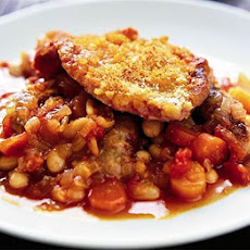 British Pork Cassoulet