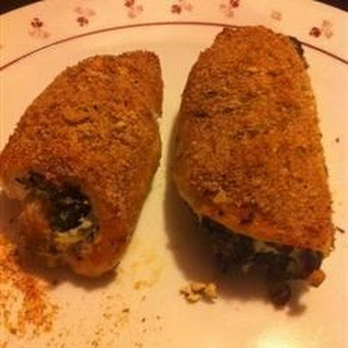 Chicken Roulade Spinach Recipes