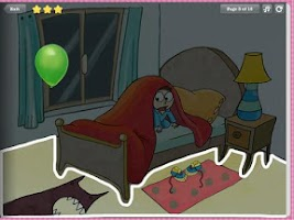 Screenshot of Closet Monster- Kids Storybook