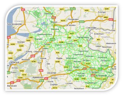 Routenetwerk