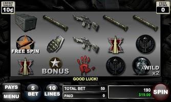 Screenshot of Reel Warfare (LITE)