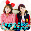 SeungYeon&JiYoungLiveWallpaper icon
