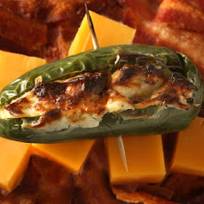 Bacon and Cheddar Jalapeño Poppers Recipe
