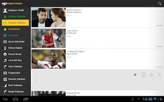 Screenshot of VideoBul
