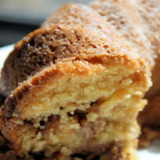 Gluten-Free Sour Cream Coffee Cake