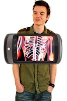 Screenshot of Body Scanner Free Prank