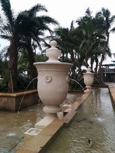 Big Pot Fountain