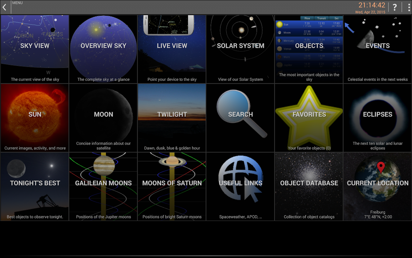 Mobile Observatory - Astronomy Screenshot 11