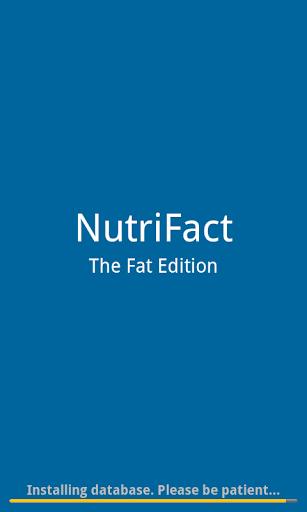 NutriFact :: Fat