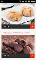 Screenshot of Fabulous Cookie Recipes