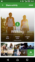 Screenshot of Lifelog