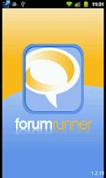 Screenshot of Forum Runner