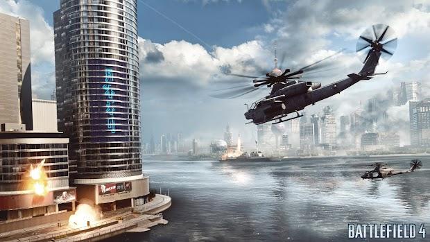 Battlefield 4 double XP weekend begins today